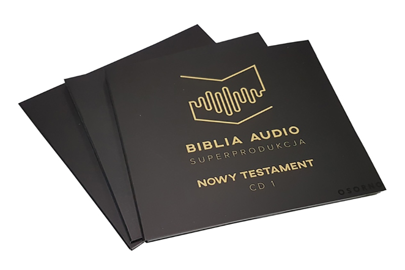 Biblia Audio – Superprodukcja