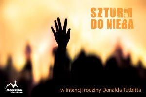 Modlitwa w intencji Donalda Turbitta